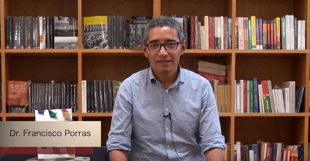 Conoce a nuestros autores #9. Gobernanza. El Dr. Francisco Porras, profesor e investigador del Instituto Mora nos habla de su más reciente investigación: Gobernanza. Propuestas, límites y perspectivas.