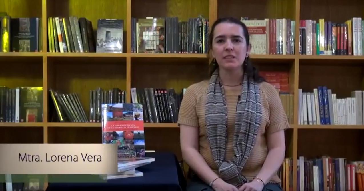 Conoce a nuestros autores #3. La implementación de la Agenda 21 en México.