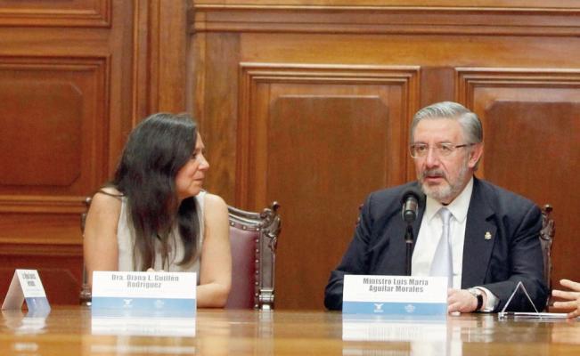 SCJN y el Instituto Mora firman convenio