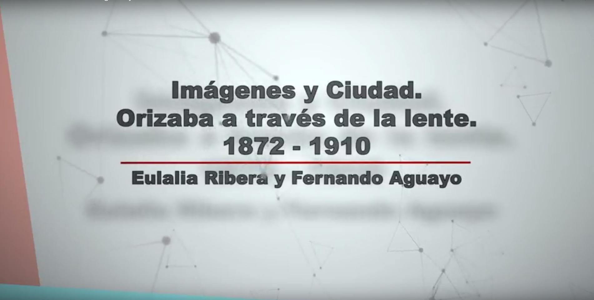 """""""Imágenes y ciudad"""" Novedad editorial del Instituto Mora."""