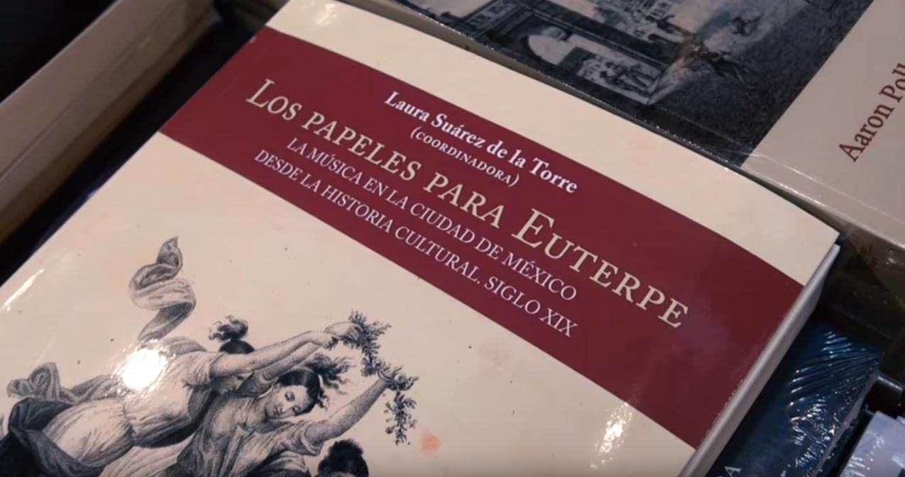 """""""Los papeles para Euterpe"""". Novedad editorial del Instituto Mora."""
