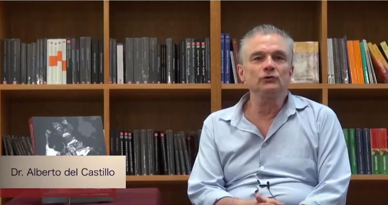 """Conoce a nuestros autores """"La fotografía y la construcción de un imaginario"""" Dr. Del Castillo"""