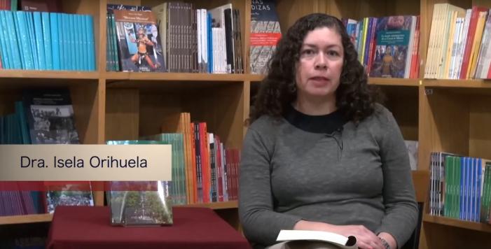 Conoce a nuestros autores. Dra. Isela Orihuela.