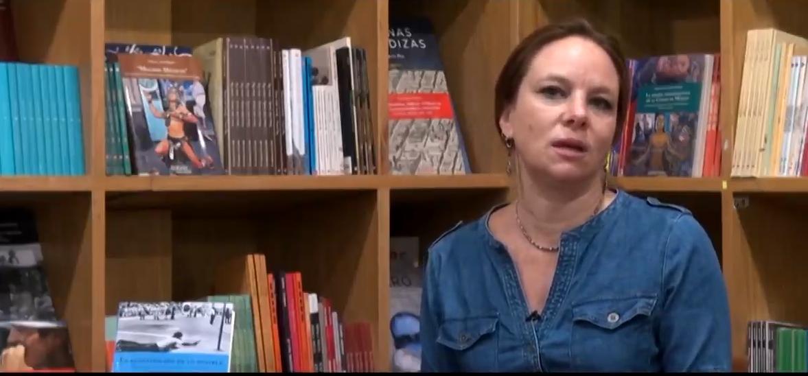Conoce a nuestros autores. Dra. Kristina Pirker.
